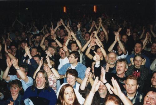 Uriah Heep - Zaandam - 2000