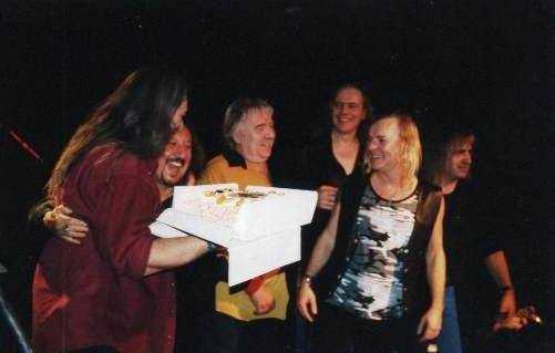 uriah Heep, Zaandam, 2000