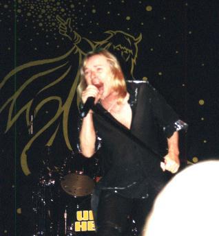 Uriah Heep, Tilburg, 2001
