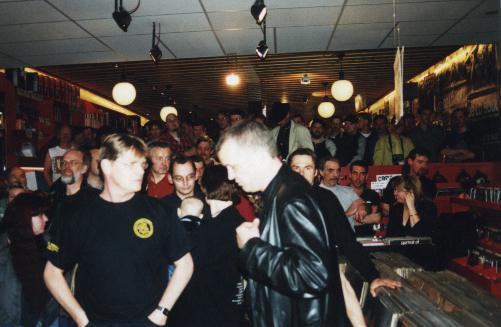 Uriah Heep, Bergen op Zoom, 2001