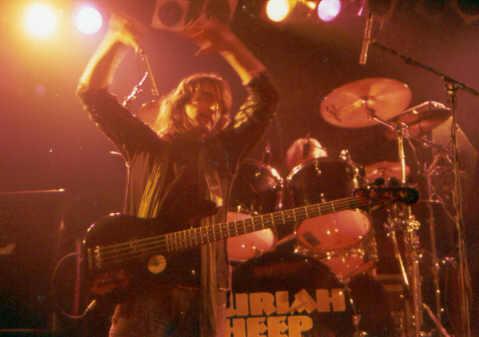 Uriah Heep - Mostly Autumn - Helmond - 2001