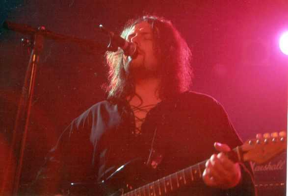 Uriah Heep - Mostly Autum - Helmond - 2001