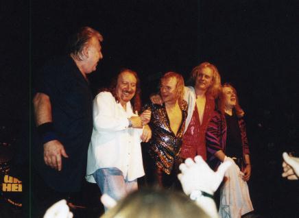 Uriah Heep - Zaandam - 2001