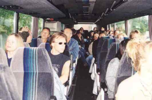 Uriah Heep - Borstrock - 2002 - Bus