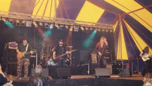 Uriah Heep - Borstrock - 2002 - Highway Chile
