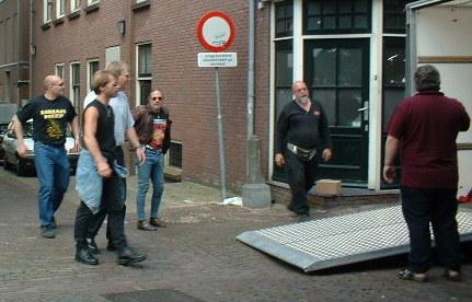 Ken Hensley (ex-Uriah Heep) at De Kade in Zaandam, Netherlands