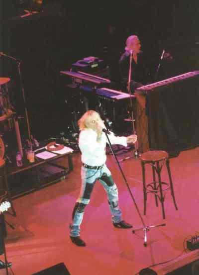 Uriah Heep - London - 2002 - Bernie Shaw