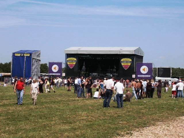 Uriah Heep - Lichtenvoorde - 2003 - field