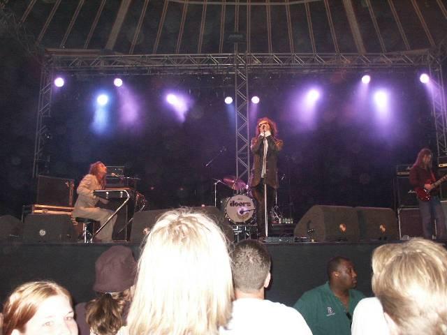Uriah Heep - Lichtenvoorde - 2003 - l.a.doors