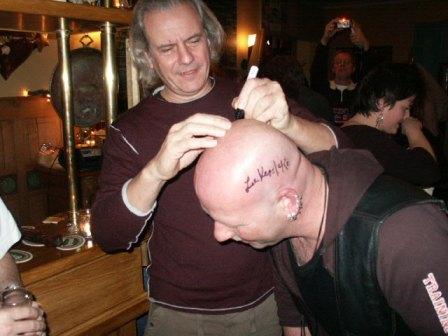 Uriah Heep, Weert, Netherlands, 14-12-2005