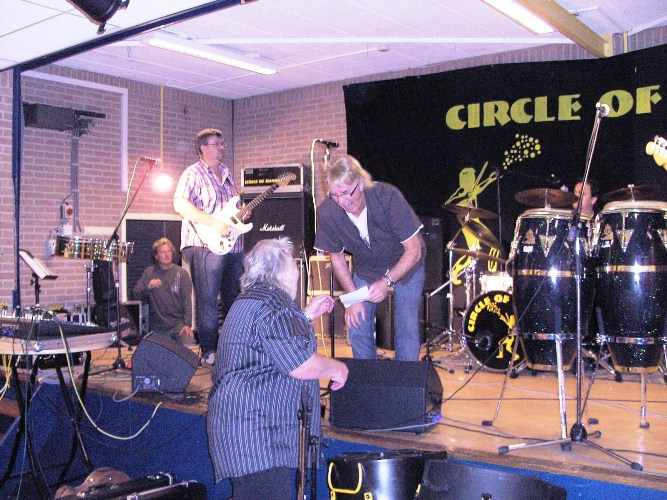Uriah Heep market Circle of Hands