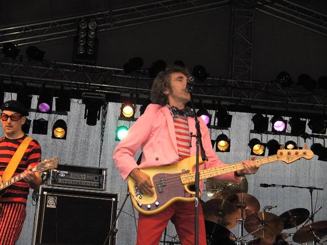 Edgar Broughton Band at Burg Herzberg Festival - 2007