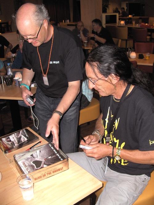 Ken Hensley (ex-Uriah Heep)