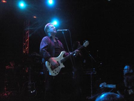 John Wetton (ex-Uriah Heep)