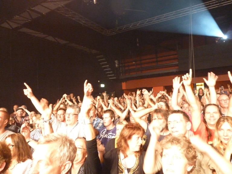 Uriah Heep - Dru fabriek - Ulft - 2011