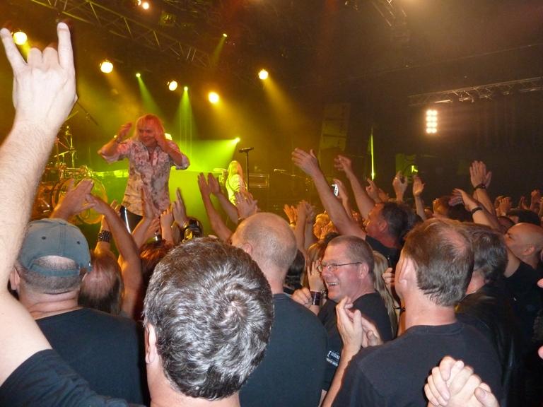 Uriah Heep - Boerderij - Zoetermeer - 2011