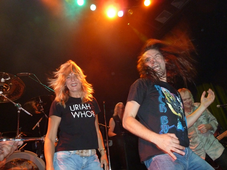 Uriah Heep - Hedon - Zwolle - 2011