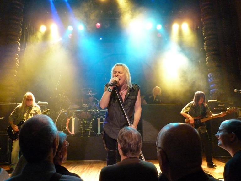 Uriah Heep - Luxor - Arnhem - 2012
