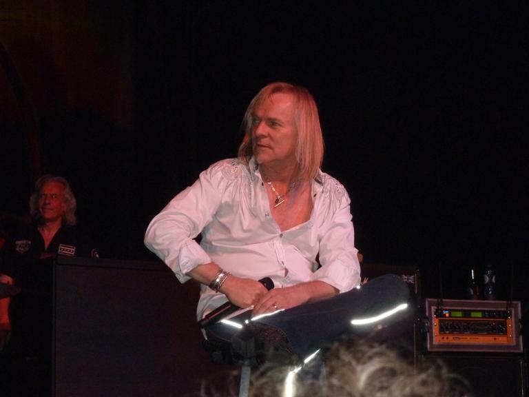 Uriah Heep - Haarlem - Patronaat - 2012