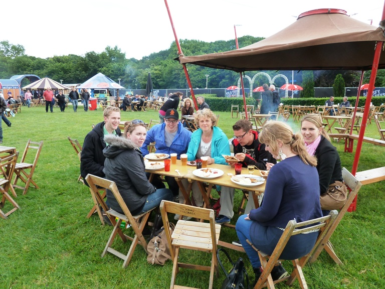 Uriah Heep - Amersfoort - Highlands Festival - 2012