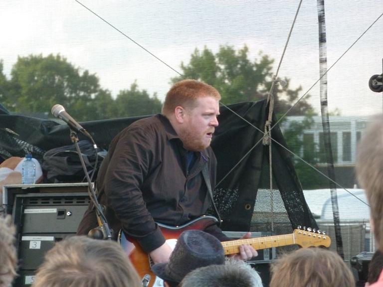 Danny Bryant - Amersfoort - Highlands Festival - 2012