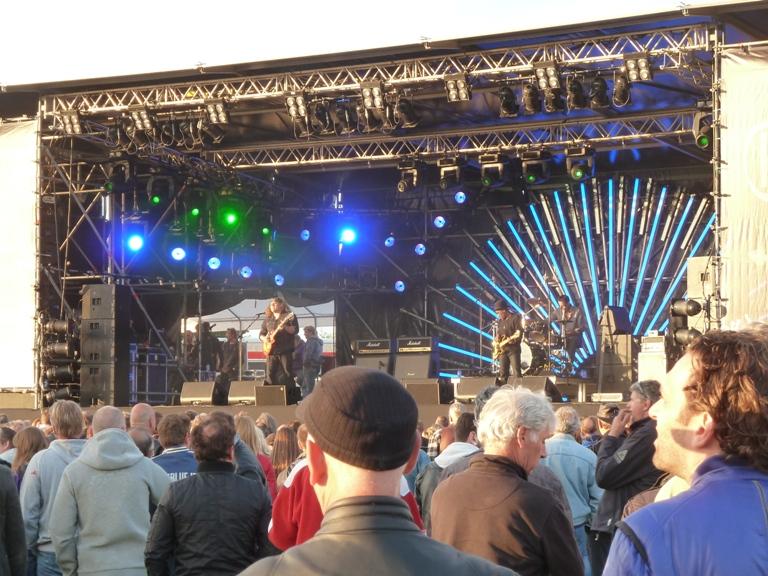 Julian Sas - Amersfoort - Highlands Festival - 2012