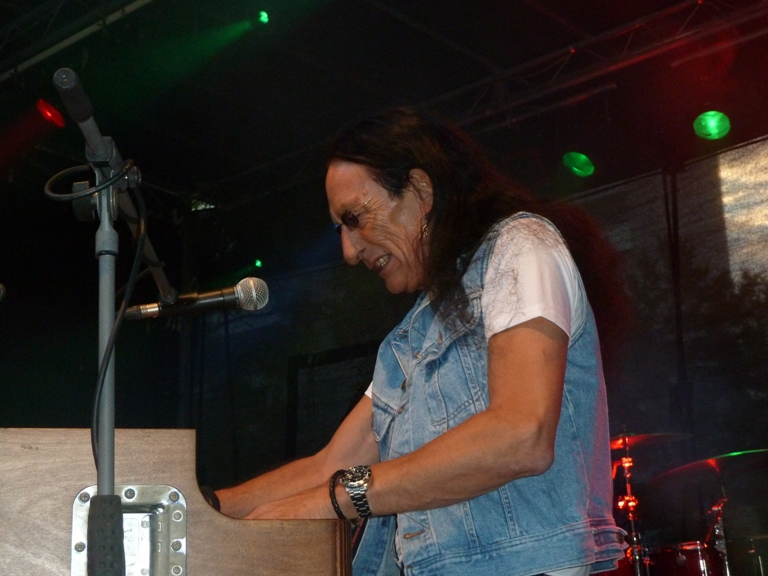 Ken Hensley & Live Fire in Bad Homburg 2013