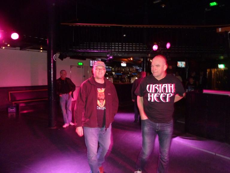 Uriah Heep - Amsterdam - Melkweg - 2013