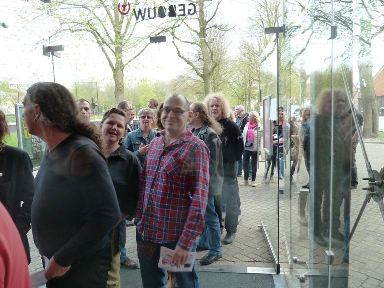 Uriah Heep - Bergen op Zoom - gebouw T - 2013