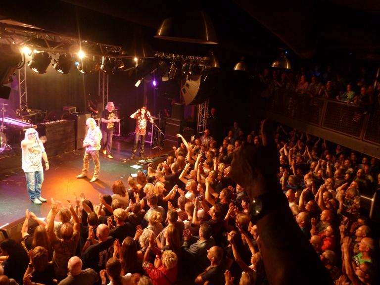 Uriah Heep - Uden - De Pul - 2014