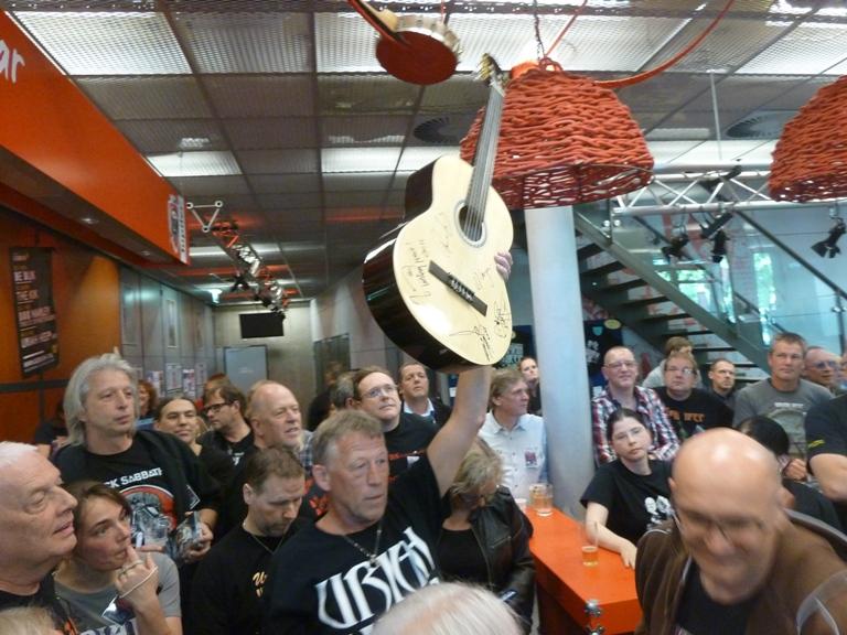 Uriah Heep - Bergen op Zoom - Gebouw T - 2015