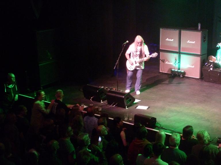 Uriah Heep - Zwolle - Hedon - 2015