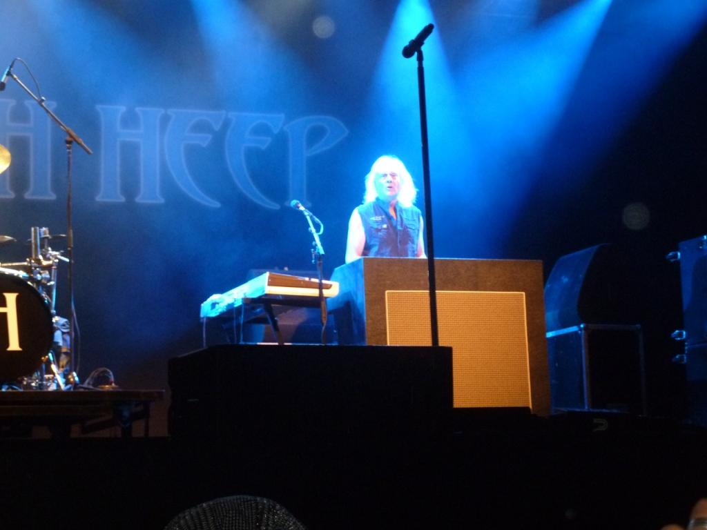 Uriah Heep - City Rock 2016