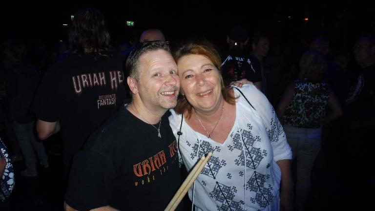 Uriah Heep - Alkmaar - Victorie - 11-07-2017