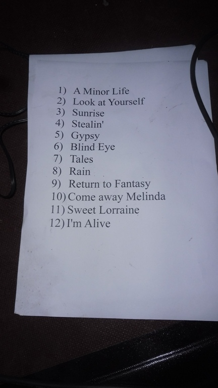 Very eavy very umble - Dutch Uriah Heep Tribiute - Classic Rock Night 2