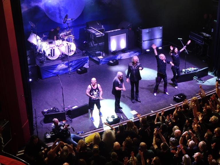 Uriah Heep -Londen -2018