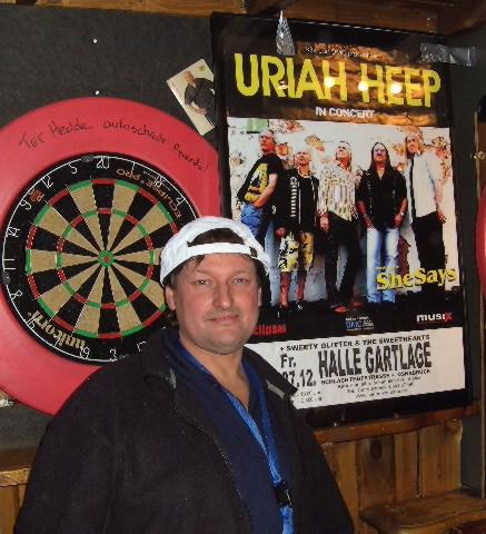 Uriah Heep - Preparty - 2008