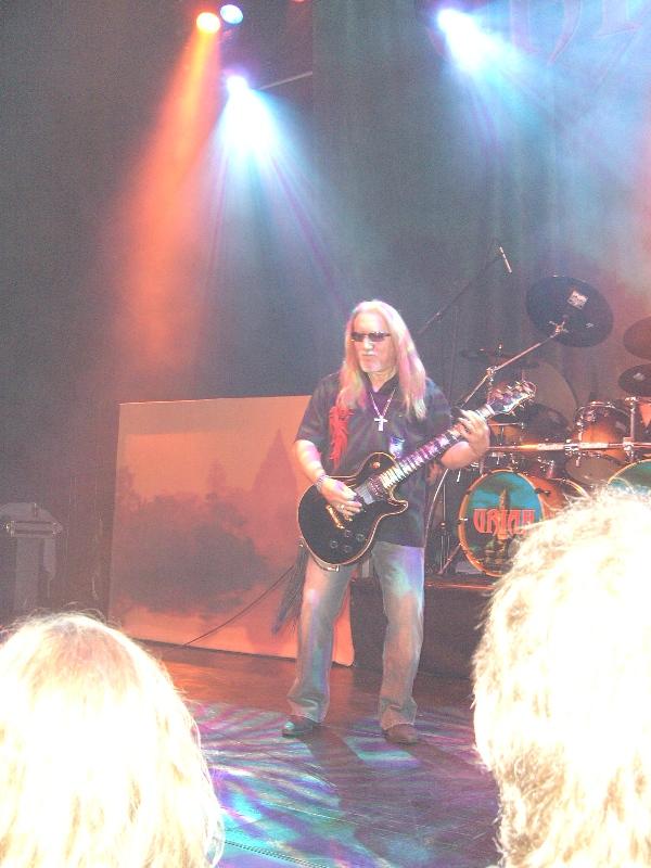 Uriah Heep - Purmerend - 2008