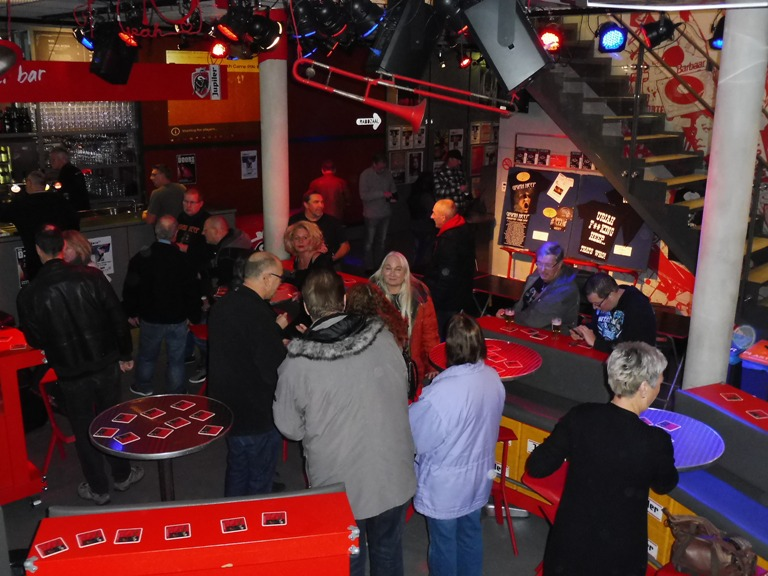 Uriah Heep - fanparty - Bergen op Zoom