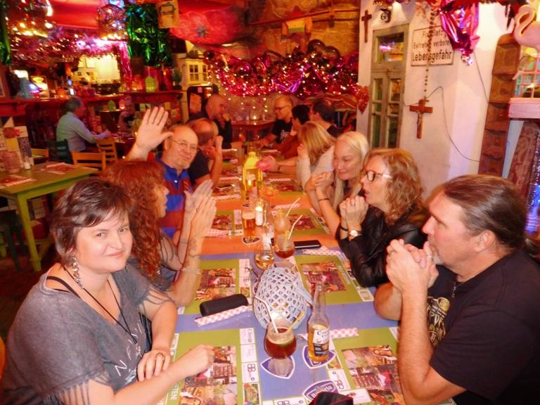 Uriah Heep - diner - Bergen op Zoom
