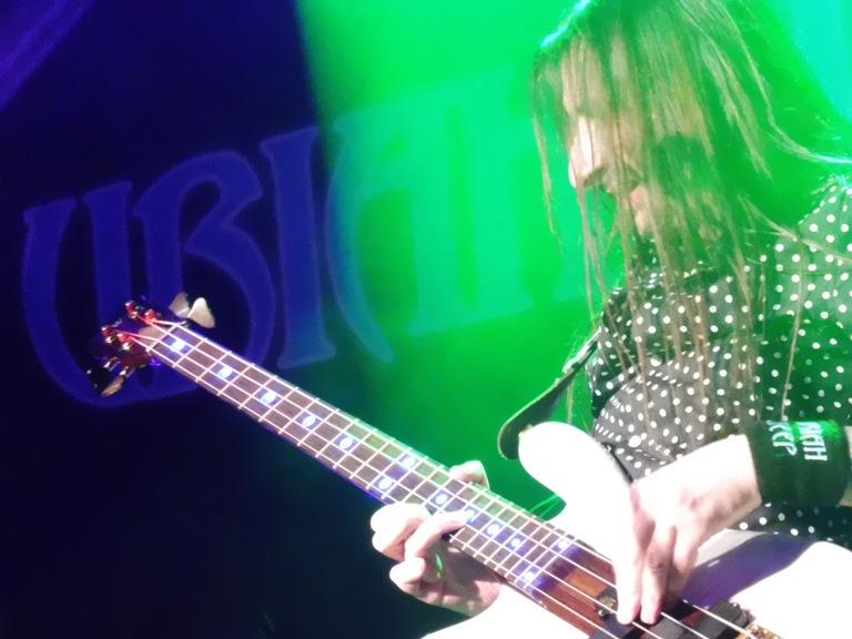 Uriah Heep - Gebouw T - Bergen op Zoom