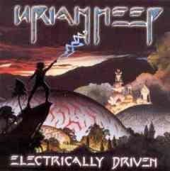 Uriah Heep - Electrically driven