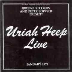 Uriah Heep - Uriah heep live '73