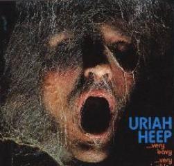Uriah Heep - Very 'eavy... very 'umble